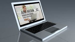 Laptop animation AE Version 5.5