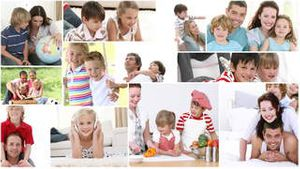 Video montage of kids enjoying spare moments
