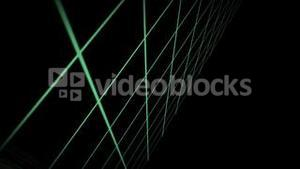 Background Animation Mesh Green