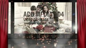 Old Christmas film reel AE Version 5