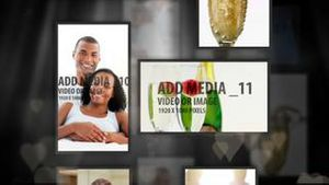 Wedding Photo Wall AE Version 5