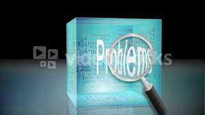 Problems and solutions animation