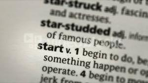 Focus on start