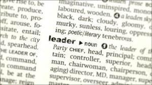 Focus on leader