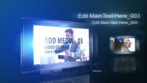 Business Media in Glass Case AE Version 5