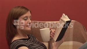 Stock Footage of a Person Relaxing