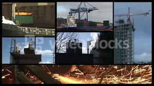 Industry Montage