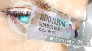 Digital Eye Interface - AE Version 5