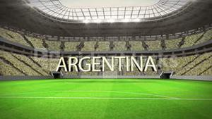 Group F world cup animation