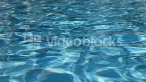 Animation showing water