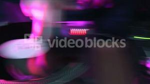 DJ at Work in Disco 01