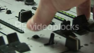 Music Mixing Desk