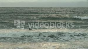 Surfing in County Clare