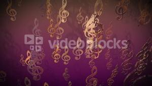 MUSICAL CLEF SEAMLESS