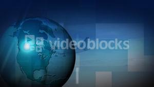 HD Motion Business Background 2