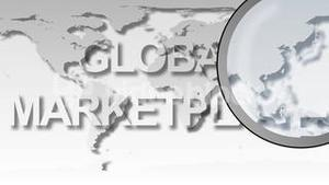 Global Market Place Animation