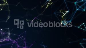 Abstract black geometrical background