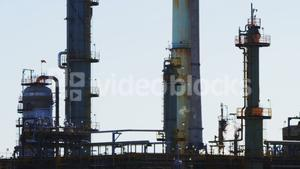 View of oil and gas industry