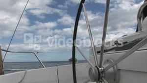Stock Footage Sailing