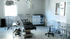 Equipment and medical devices in modern operating room