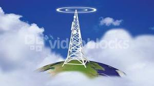 Transmission Tower in HD